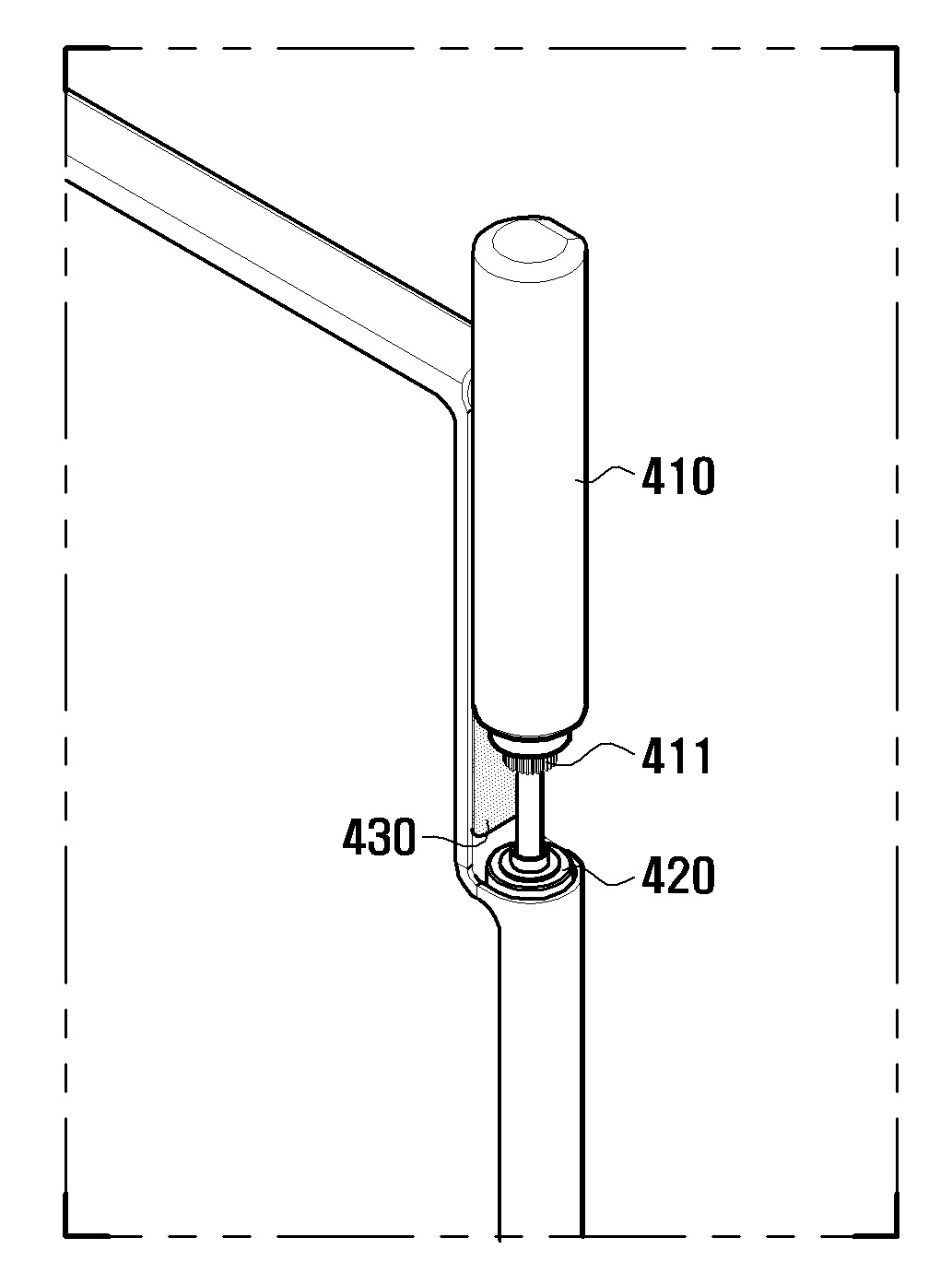 Patente de cámara giratoria para teléfono plegable Samsung