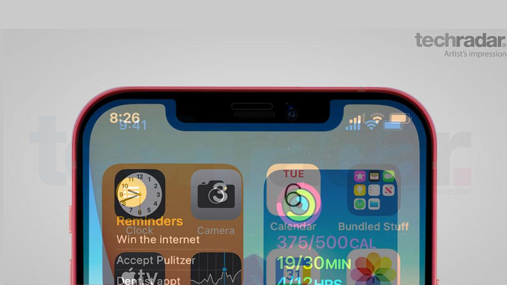 Representaciones de iPhone 13