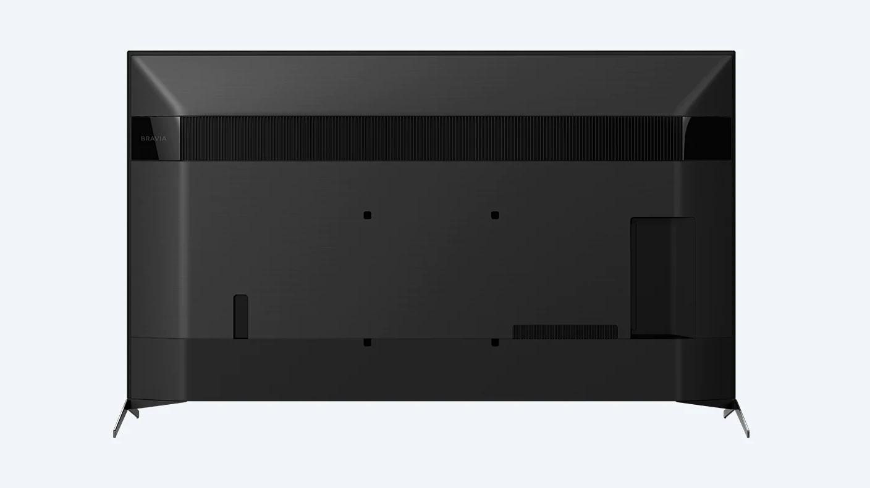 El panel trasero del Sony XH95
