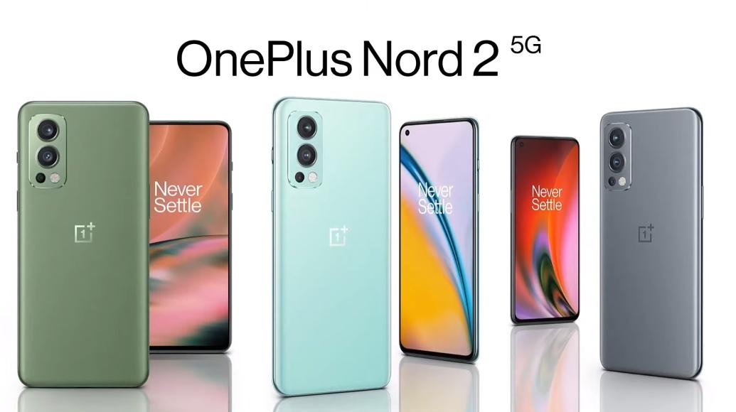 Lanzamiento del OnePlus Nord 2