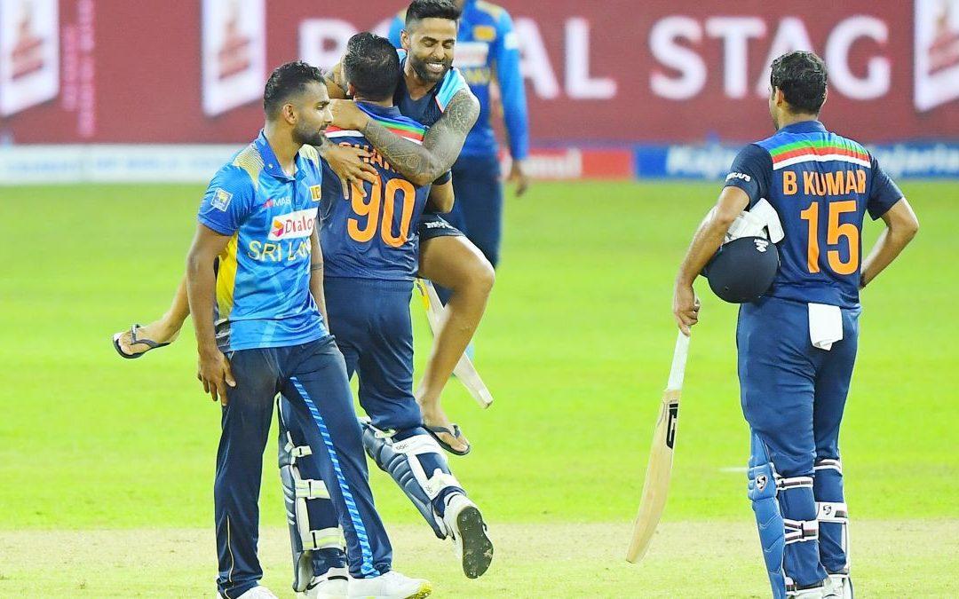 India vs Sri Lanka: Cómo ver el tercer ODI en vivo en India
