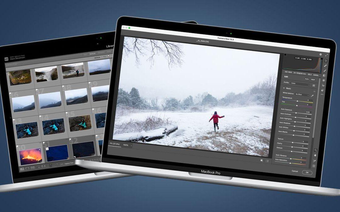 Photoshop vs Lightroom: ¿cuál es la diferencia y cuál es mejor para usted?