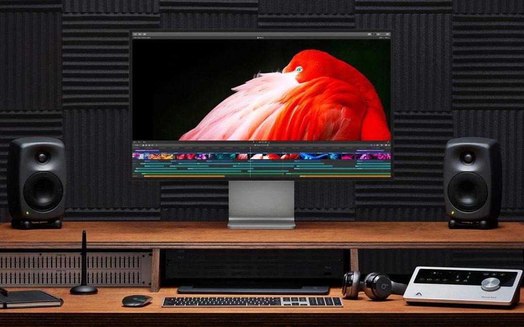 Según los informes, Apple está trabajando en una nueva pantalla externa con su propio chip A13