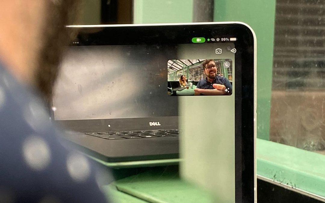 Me encantó la cámara Center Stage del iPad Pro … hasta que perdí el control