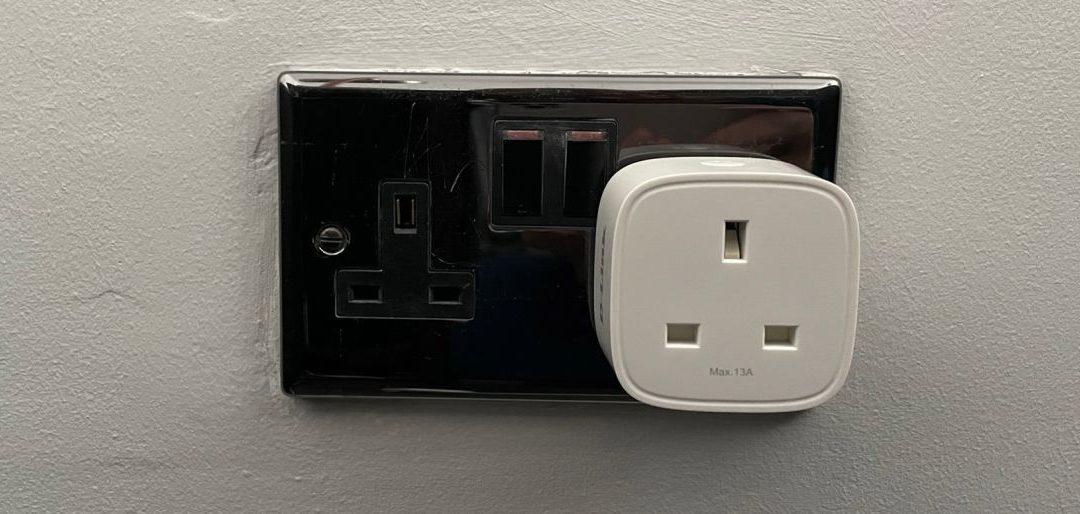 Revisión del mini enchufe inteligente Wi-Fi D-Link DSP-W118