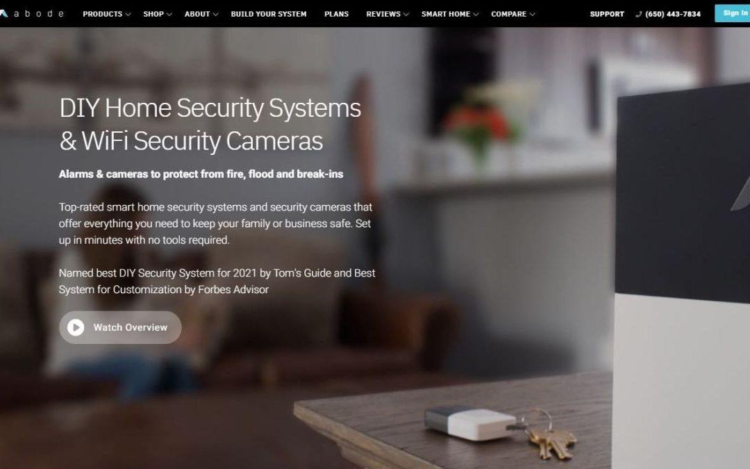 Revisión de sistemas de seguridad para el hogar Abode