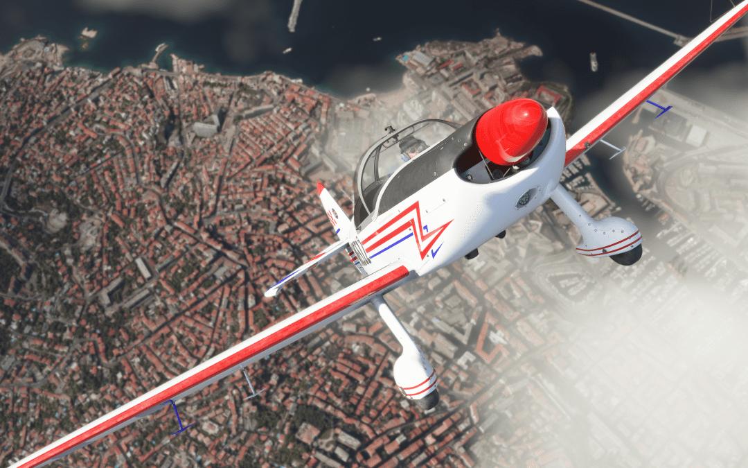 Microsoft Flight Simulator para Xbox Series X / S: 6 cosas que debe hacer primero