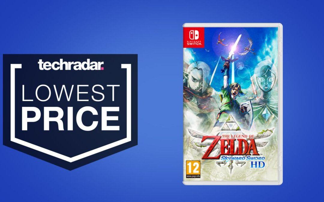 The Legend of Zelda: Skyward Sword HD acaba de sufrir su primera caída de precio
