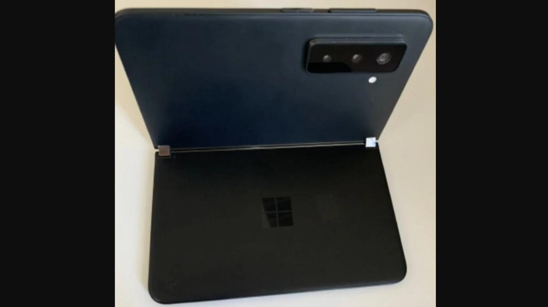 Fotos filtradas que supuestamente muestran Microsoft Surface Duo 2