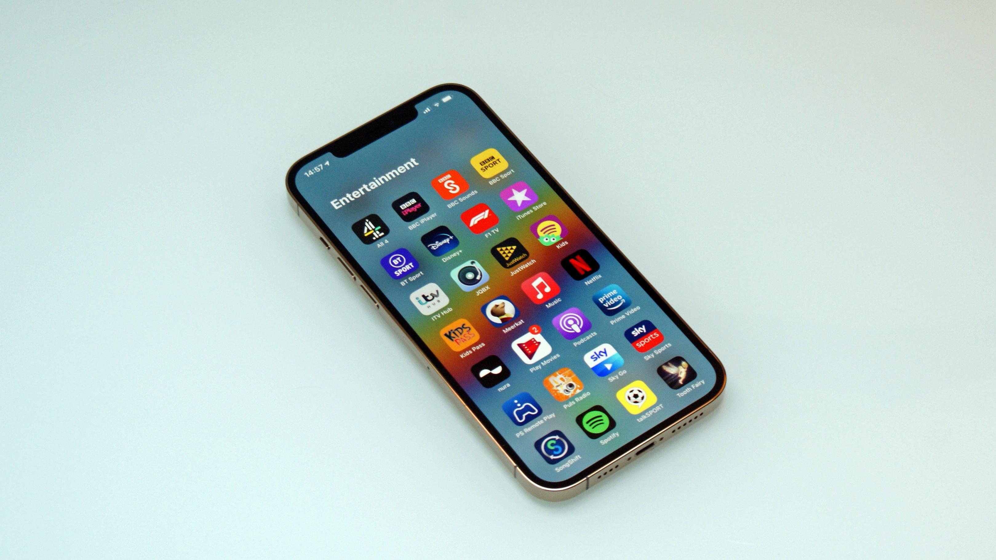Revisión del iPhone 12 Pro Max