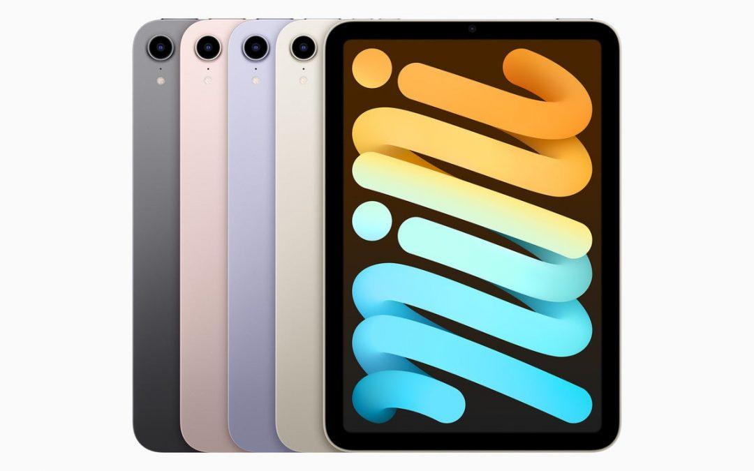 ¿Debería el nuevo y refulgente iPad mini transformarse en Pro?