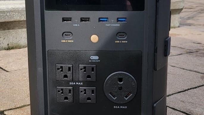 Enchufes electricos