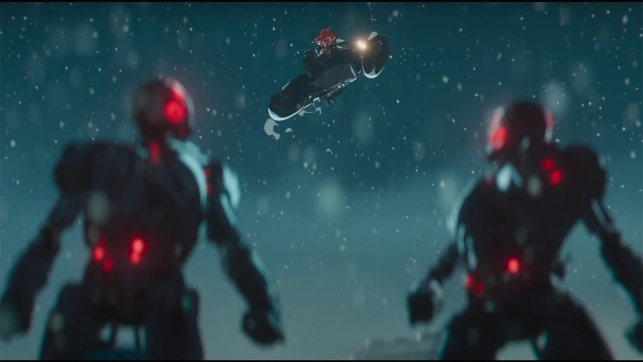 Black Widow aterrizará en dos bots de Ultron en el tráiler de mitad de temporada de What If