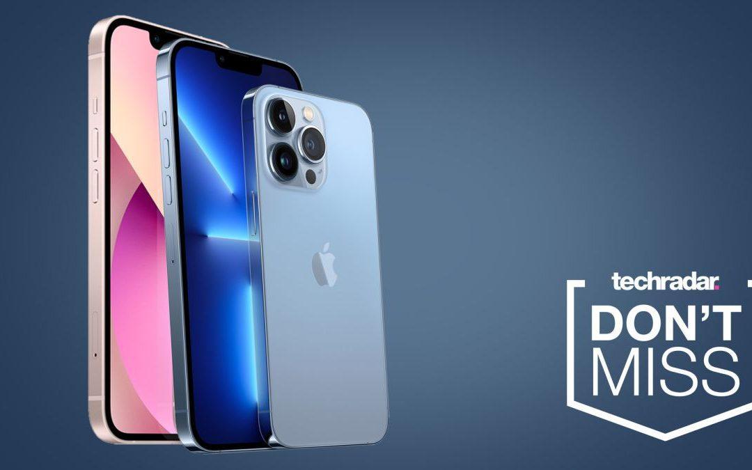 Acá están las 5 mejores ofertas de iPhone trece que puede reservar ya
