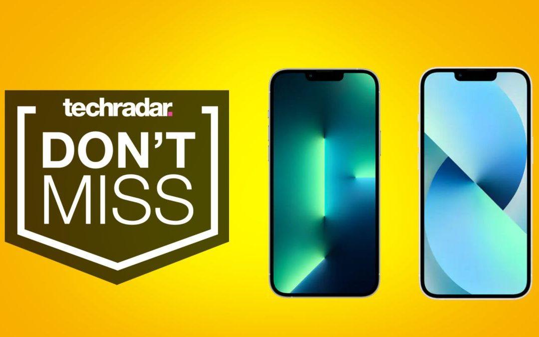 Verizon vs AT&T: ¿quién tiene la mejor oferta de iPhone trece este fin de semana?