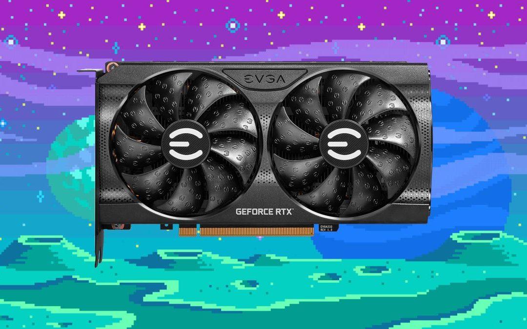 Su GPU GeForce RTX tres mil sesenta puede contener silicio RTX tres mil setenta Ti deficiente