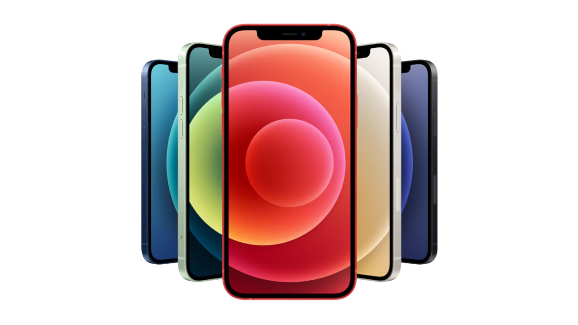 Ofertas de precios profesionales de pedidos anticipados de Apple iPhone 12