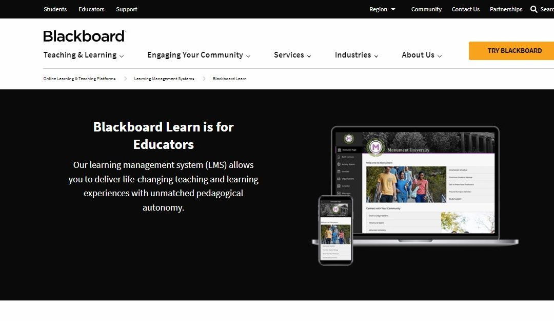 Reseñas de Blackboard Learn    LaComparacion