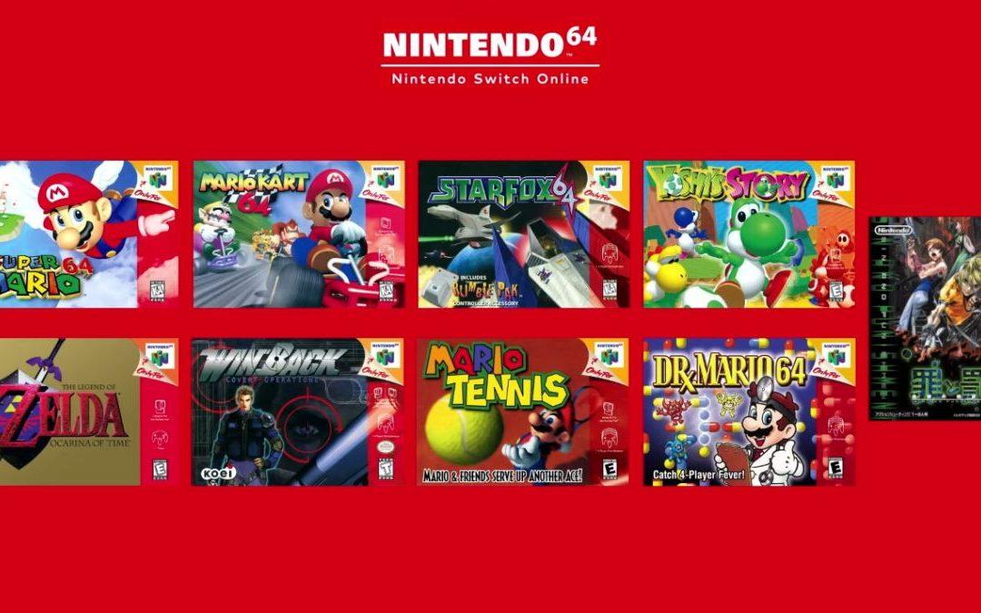 Los juegos de N64 en Nintendo Switch están confirmados, pero ¿podría ser Dreamcast el próximo?
