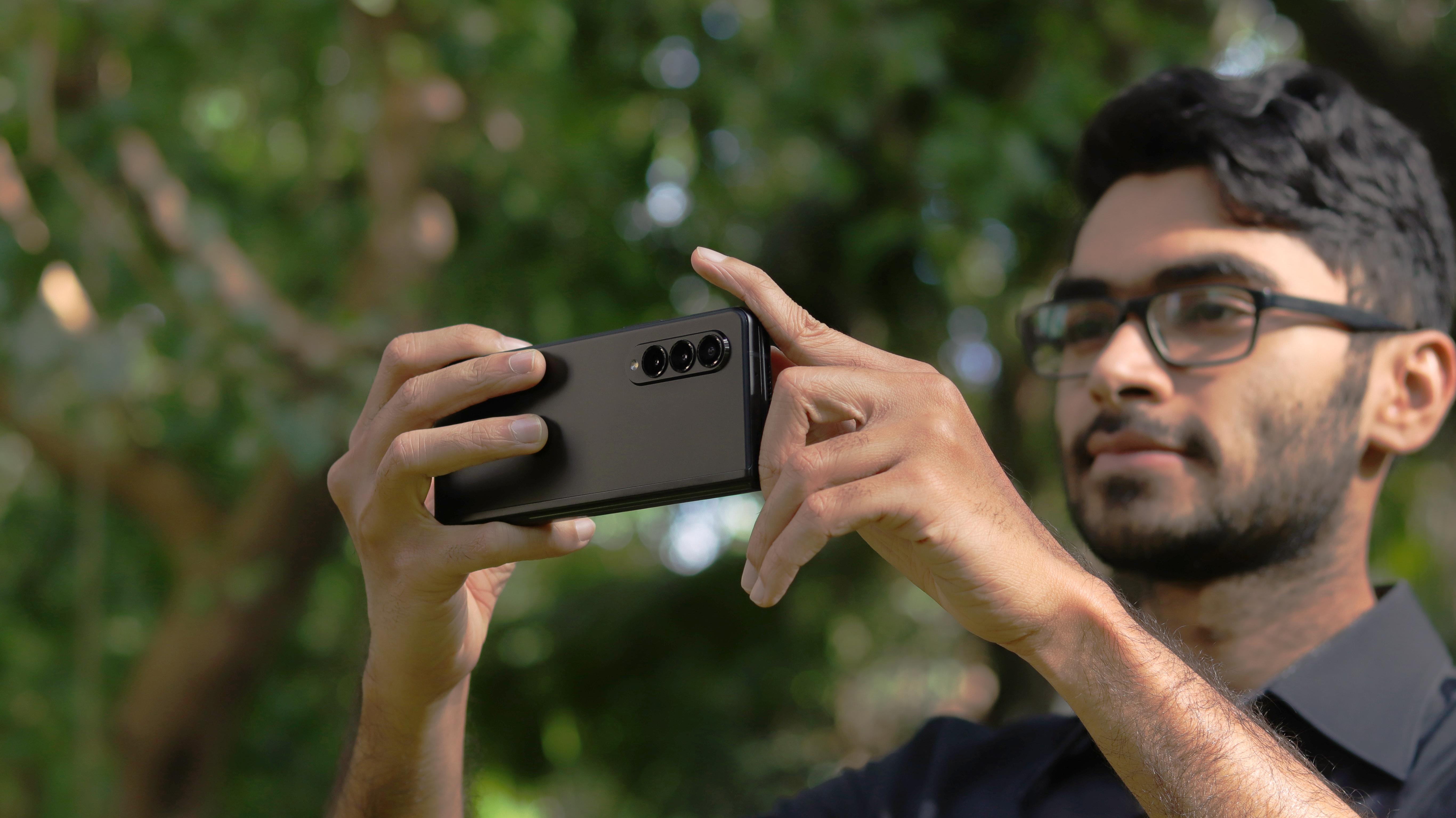 Revisión de Samsung Galaxy Z Fold 3