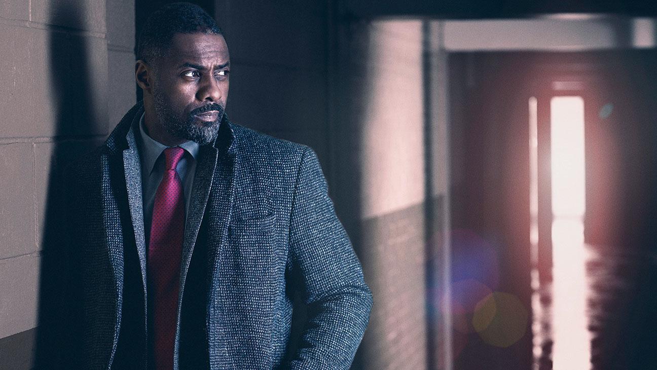 Idris Elba como Luther