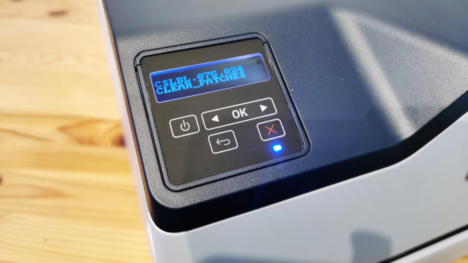 Impresora láser color Xerox C230