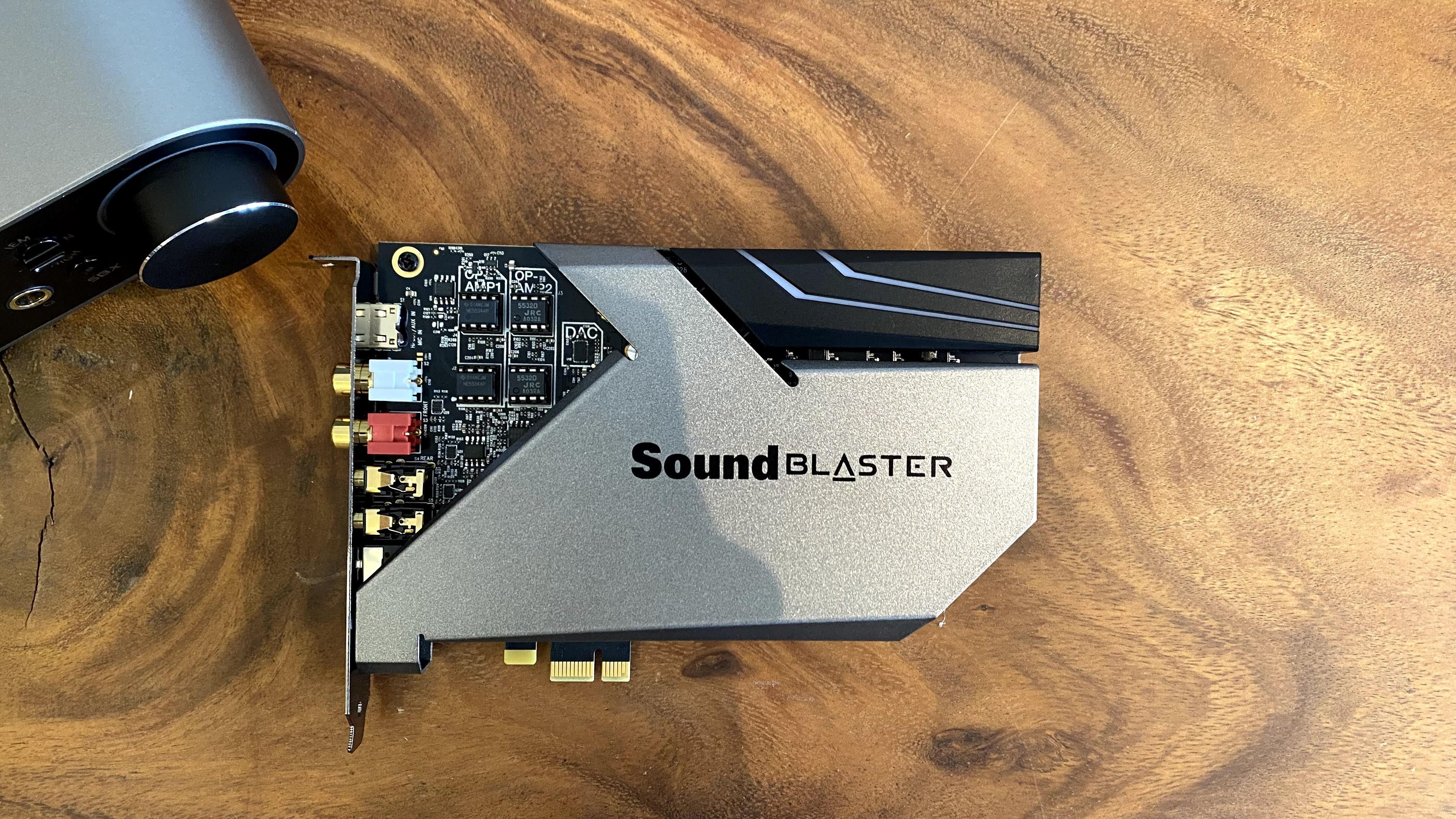 Sound Blaster creativo AE-9