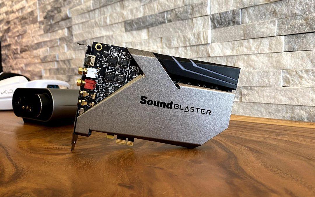 Revisión de Creative Sound Blaster AE-9