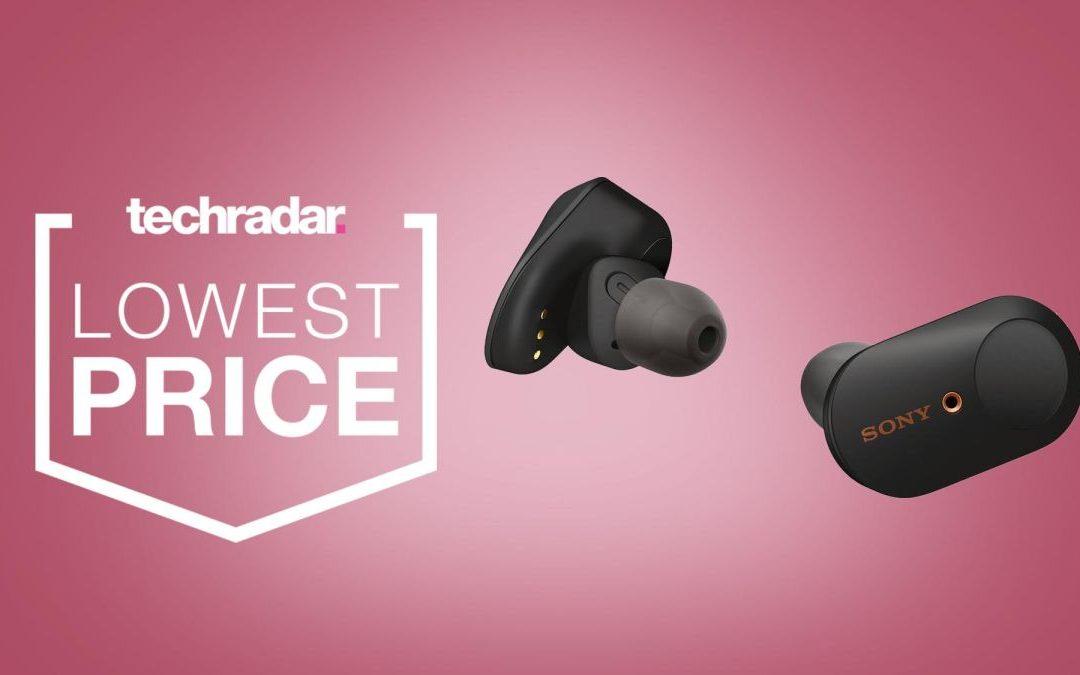 Date prisa: los auriculares inalámbricos Sony WF-1000XM3 cayeron a su precio más bajo