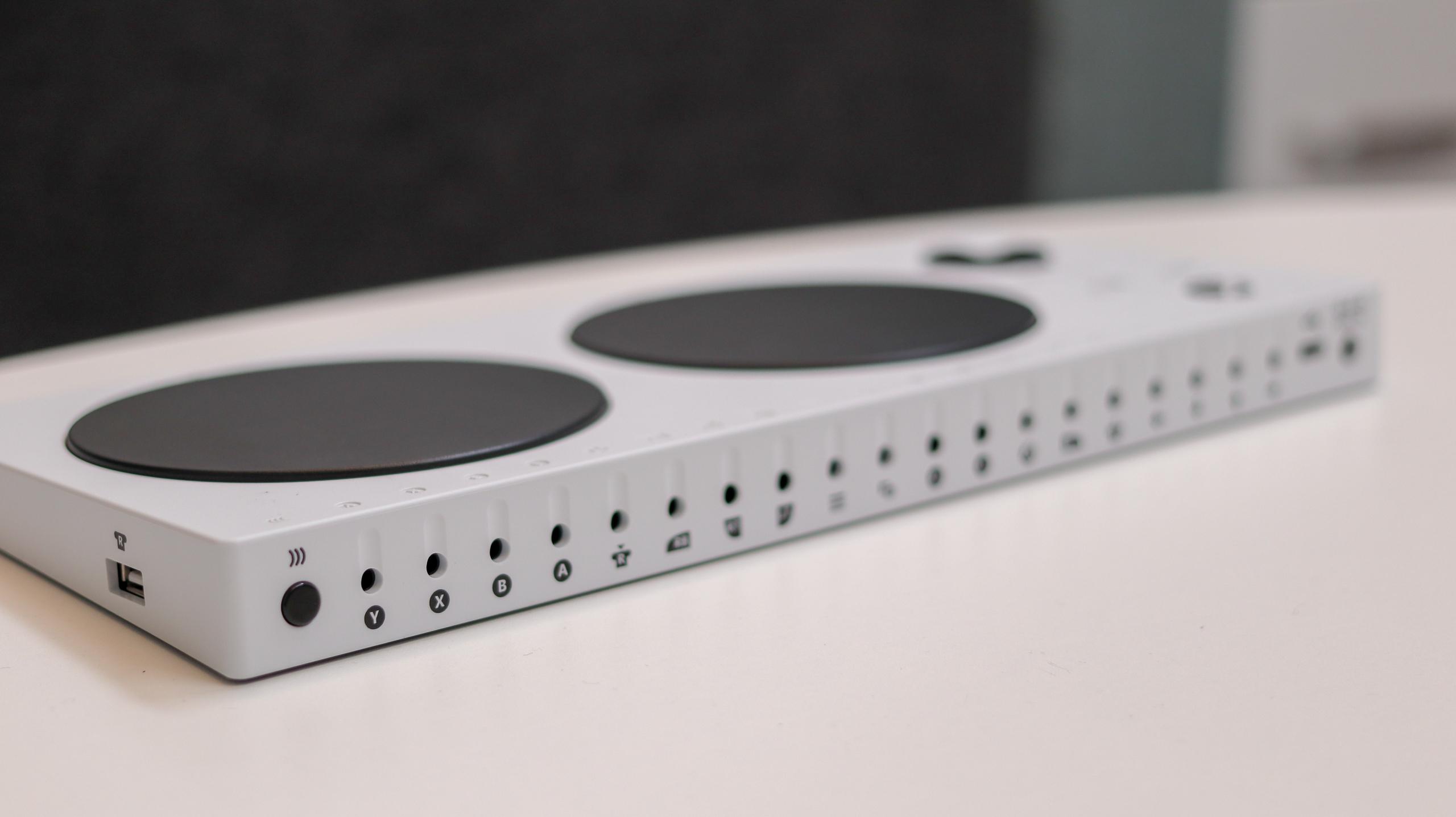 Controlador adaptable de Microsoft Xbox