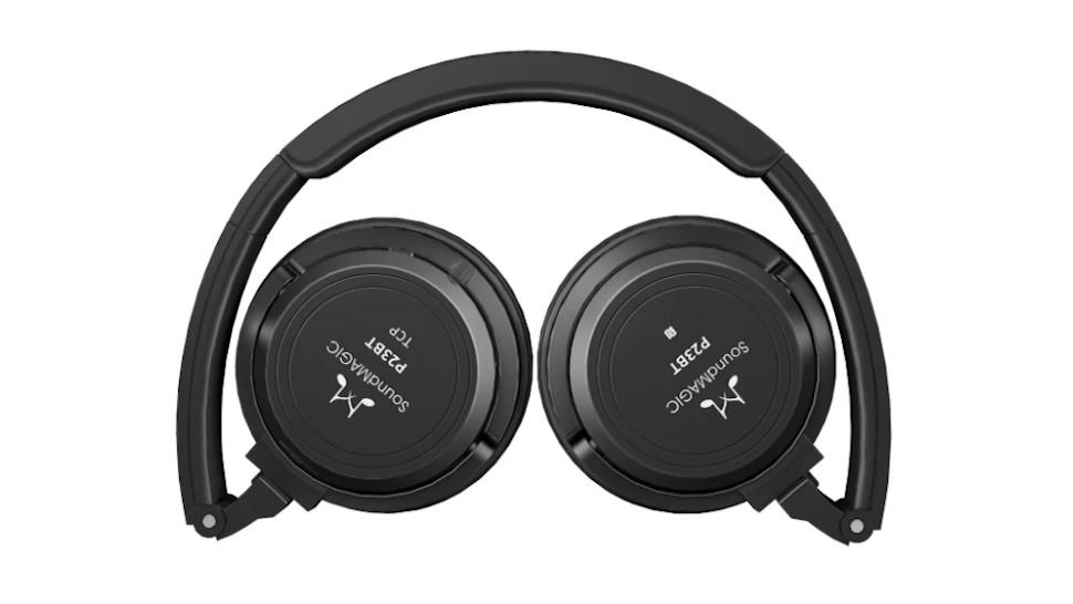 Auriculares SoundMAGIC P23BT plegados