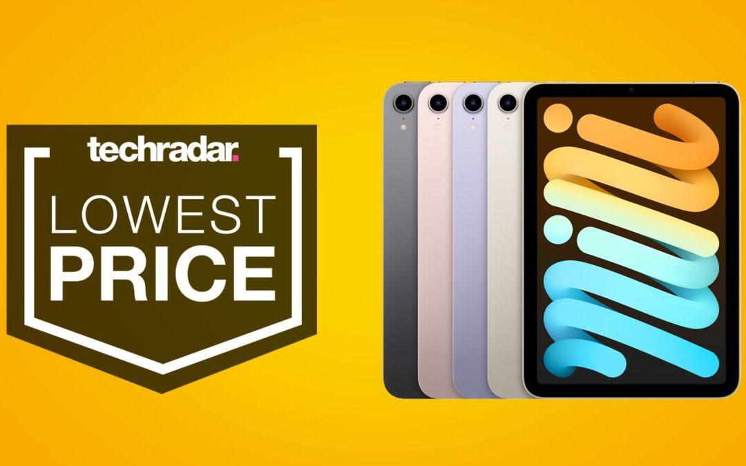 Gran oferta: Amazon baja el nuevo iPad mini a € 459, el precio más bajo registrado