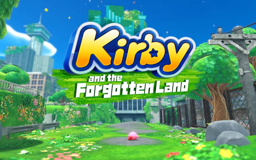 Kirby y el país olvidado: todo lo que necesitas saber