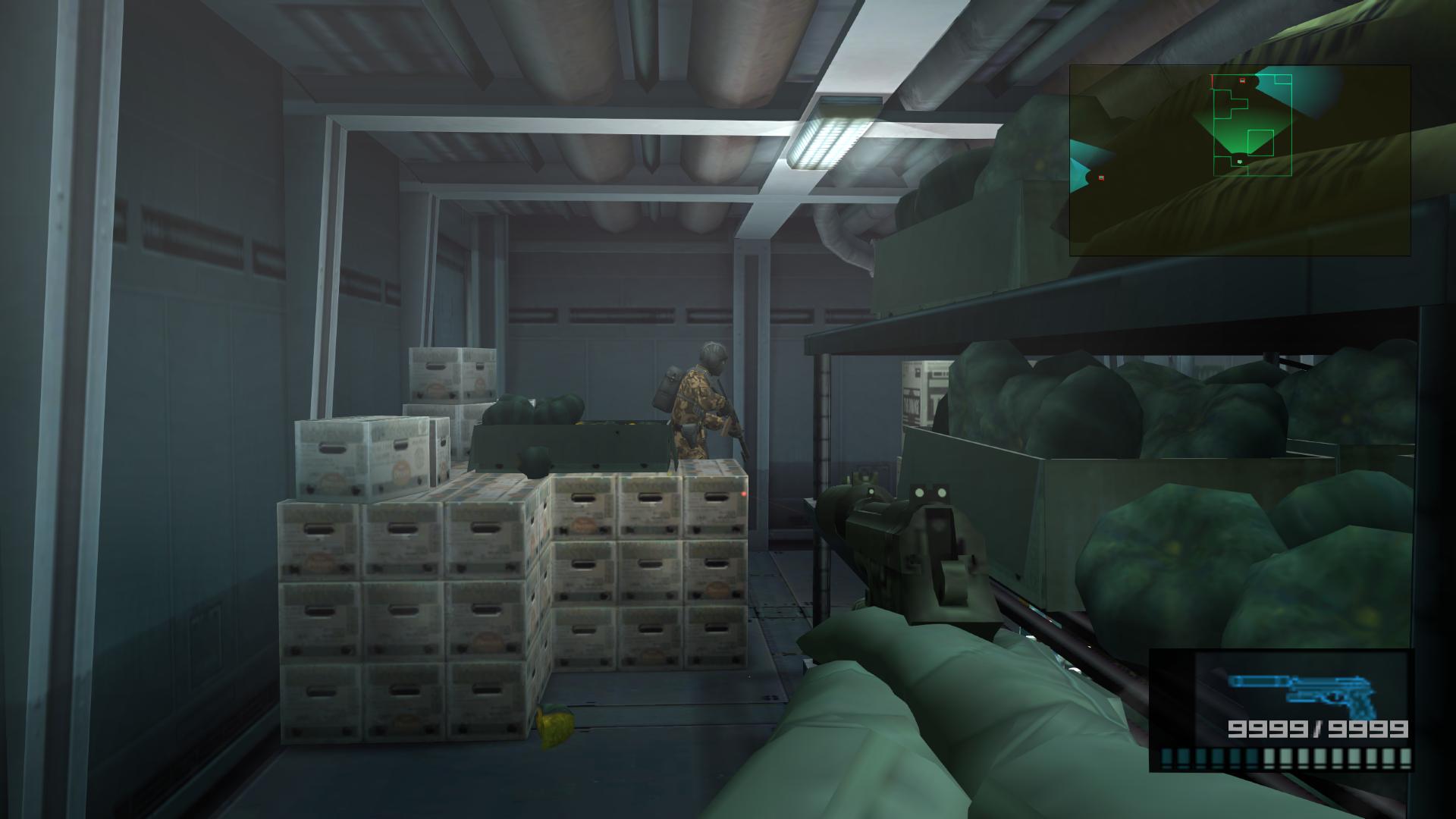 Serpiente a bordo del camión cisterna, evitando a los soldados.