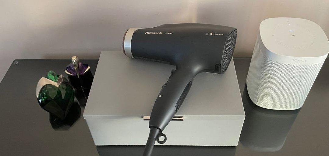 Revisión del secador para el cabello Panasonic EH-NA67