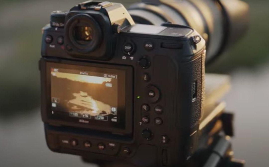 El nuevo avance de Nikon Z9 insinúa sus prometedores poderes de vídeo 8K