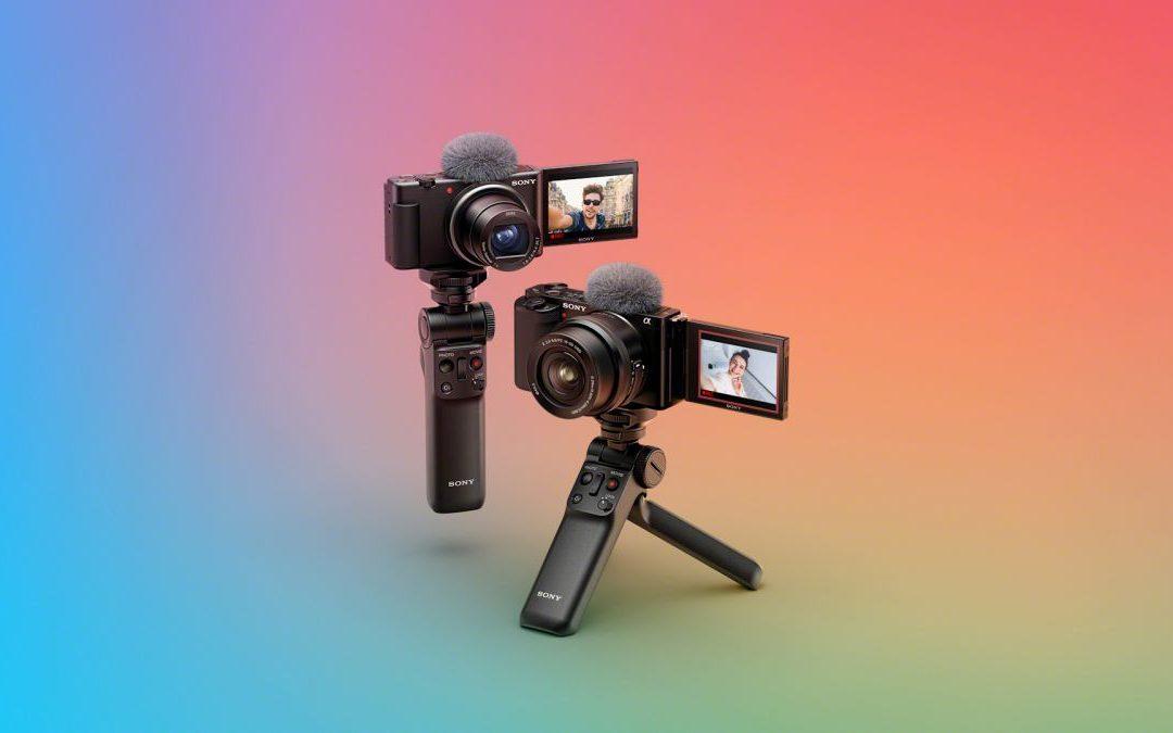 Gana una cámara Sony Alpha ZV-E10 y lleva tu vlogging al siguiente nivel