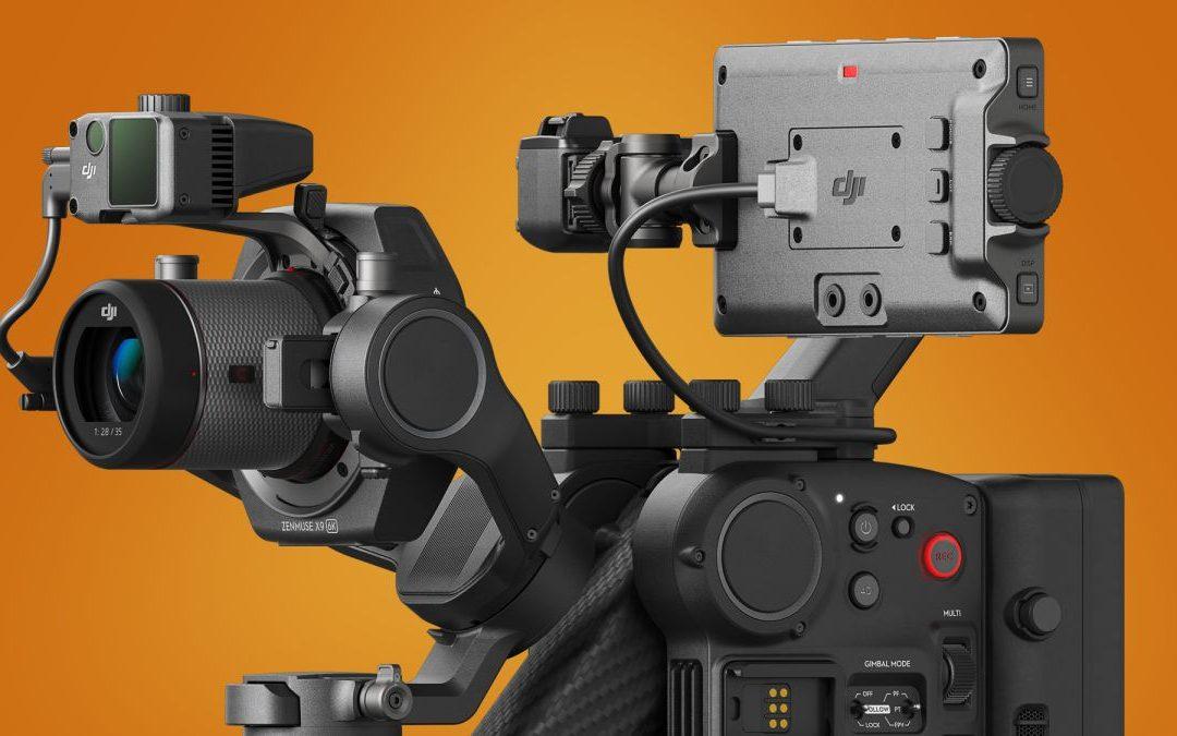 La DJI Ronin 4D es una cámara de cine revolucionaria con un coste sorprendente