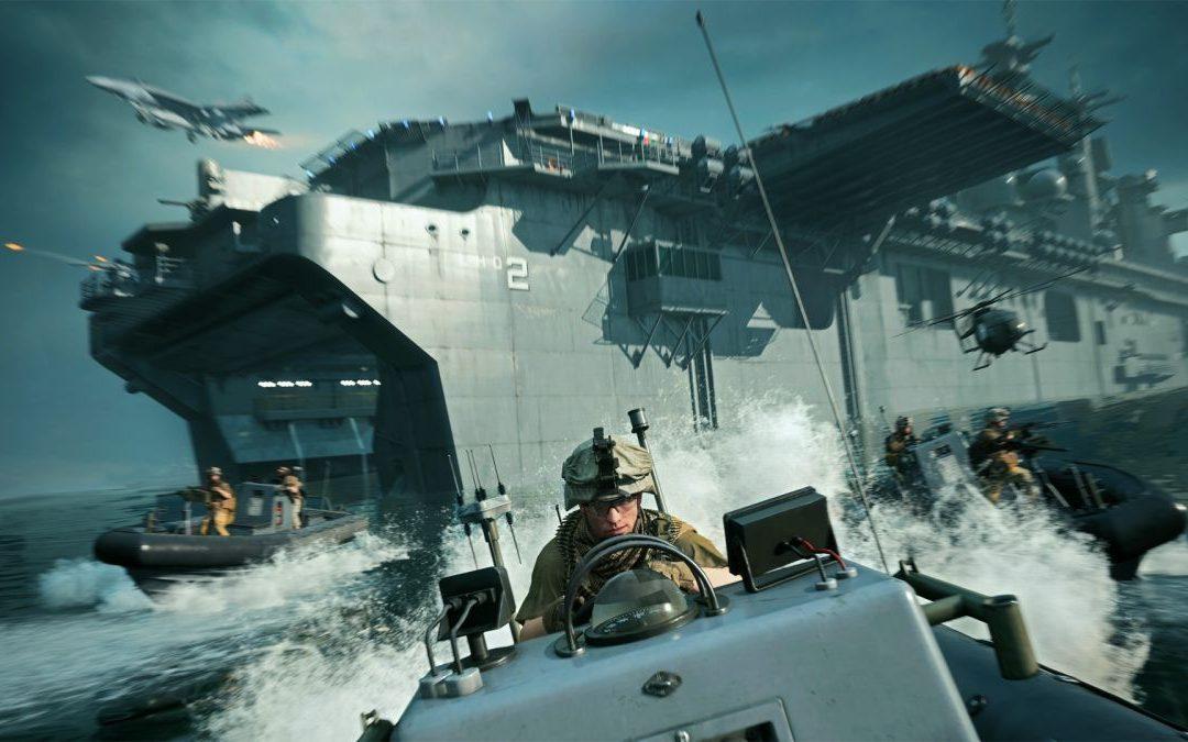 Los desarrolladores de Battlefield dos mil cuarenta y dos resuelven inconvenientes de beta abierta para el lanzamiento y revelan nuevos especialistas