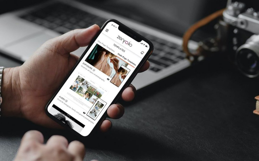 Zenfolio ahora ofrece su servicio de creación de sitios a fotógrafos del R. Unido
