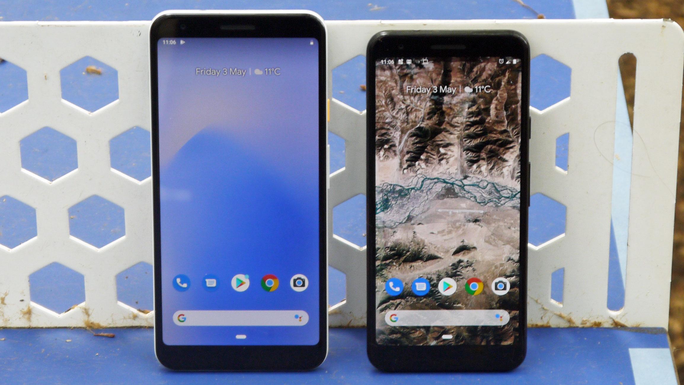Google Pixel 4 A 5 G Compatible